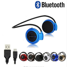 New sports Bluetooth MP3 Player Bluetooth headset FM Radio Audio Player Portable Walkman цена и фото