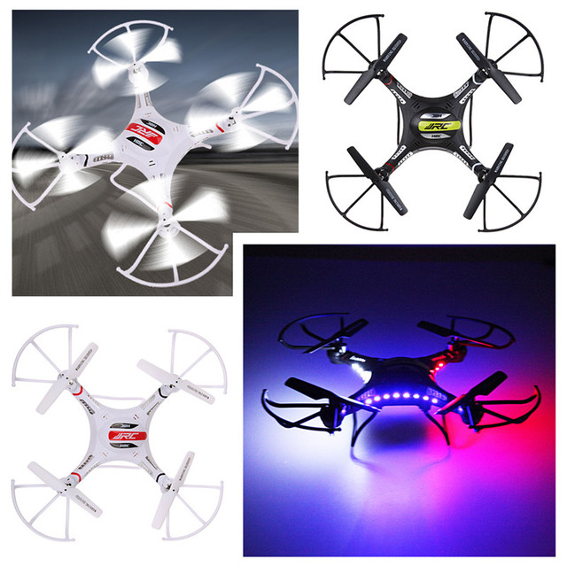 2 Colors JJRC H8C 2.4G 4CH 6 Axis RC Quadcopter Without Camera RTF kvadrokopter Free Shipping