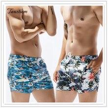 Бренд taustiem мужские купальники пляжные шорты мужские морские шорты для бега повседневные короткие шорты быстросохнущие шорты с карманами