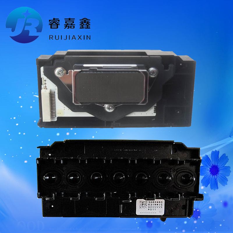 New original Print Head F138040 Printhead Compatible For Epson PRO 7600 9600 R2100 R2200 2100 2200 F138050 Printer Head israel and palestine