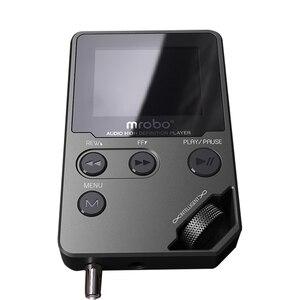 Image 5 - מקורי mrobo C5 8GB מלא מתכת מקצועי Lossless HIFI מוסיקה נגן MP3 נגן TFT מסך תמיכת ספר אלקטרוני קול שיא