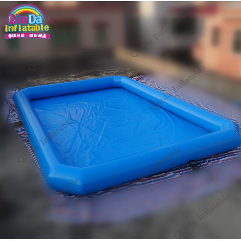 5x5m napuhavanje bazena na napuhavanje, lopta s napuhavanjem bazena za djecu