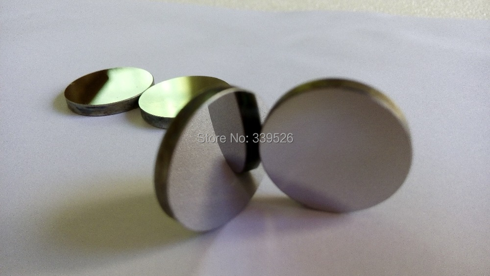 co2 mo material mirror 20mmdiameter for co2 laser cutting machine reflecting
