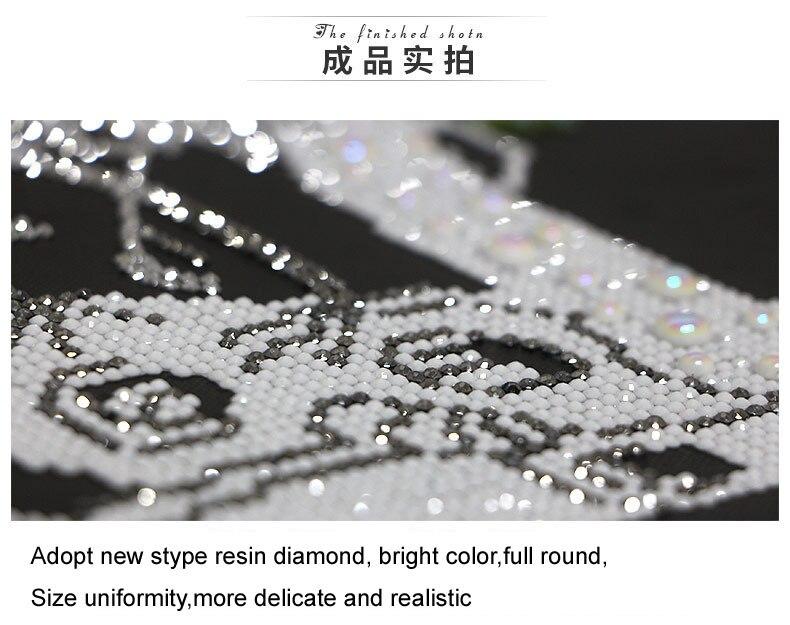 5D 50 * 60cm γαμήλιο φόρεμα Διαμάντι - Τέχνες, βιοτεχνίες και ράψιμο - Φωτογραφία 2