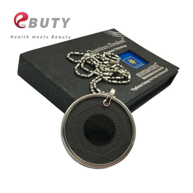 Ebuty lava energy pendant quantum ion with nano card anion ebuty lava energy pendant quantum ion with nano card anion negative ions necklace fashion jewelry health mozeypictures Gallery
