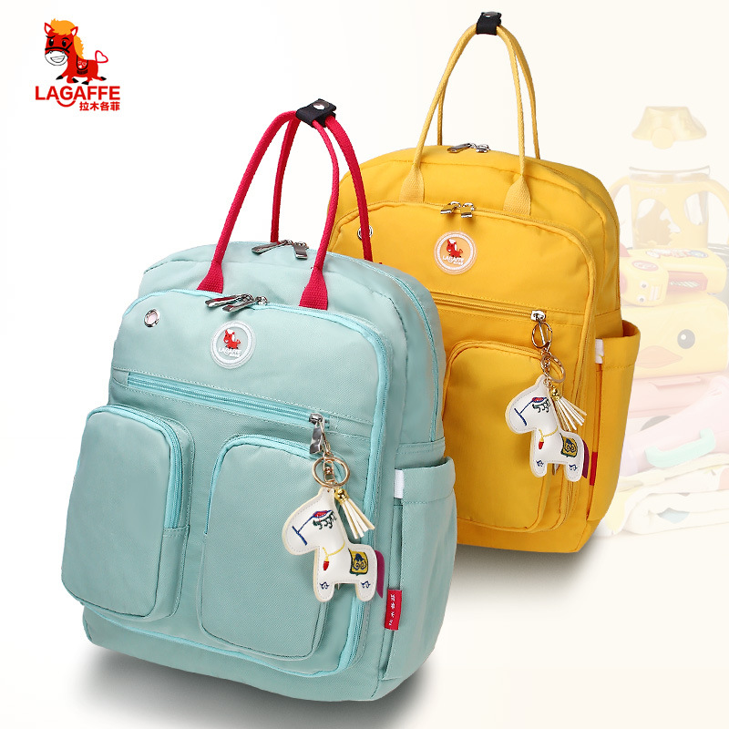 Waterproof Backpack Diaper Bag Insulation Ny Bags Large Maternity Best Baby Changing Cute Travel In From Mother