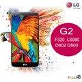 """Оригинальный LG G2 D800 D802 Мобильный Телефон Android 13MP 5.2 """"3 Г 4 Г LTE Разблокирована Восстановленное Мобильных Телефонов"""