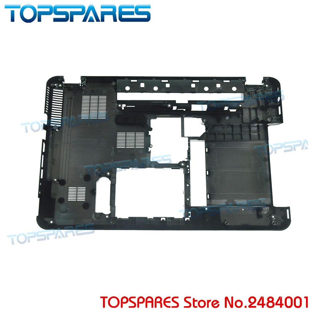 NEW Original Laptop Base Bottom Case Cover For Genuine HP Pavilion DV6 DV6-3000 Black Case 3ELX6BATP00 603689-001 Laptop Series new for hp zbook 15 laptop bottom case base cover black series 734279 001