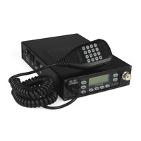 VV 898E Plus Backpackable Portable DualBand 20W/25W Transceiver VHF/UHF 136 174/400 470MHz Mobile Car Radio Walkie Talkie