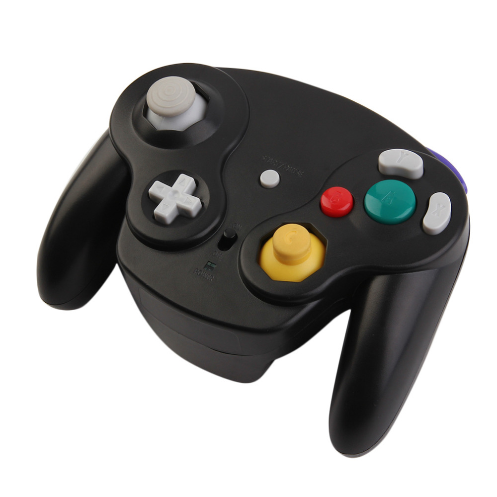 Draadloze Wireless Bluetooth Wifi 2 4GHz Gamepad Portable 10M Gaming Gamer Controller Joystick For Wii for