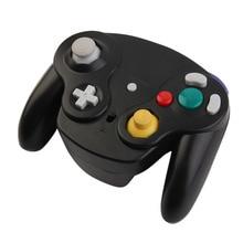 Draadloze беспроводной связи bluetooth и Wi-Fi 2.4 ГГц геймпад Портативный 10 м Игры Геймер контроллер Джойстик для wii для Nintendo GameCube