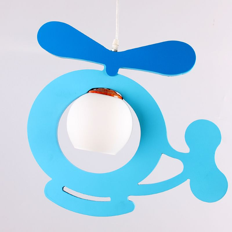 Cartoon Wooden Airplane Children Light Cute Kids Room Small Plane Lamp Baby Room Bedroom Pendant Lights care of you care of you ca084ewjmh30