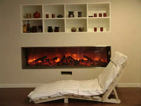 Free Shipping To Lebanon 1500 400 200 Mm Electric Fireplace Insert