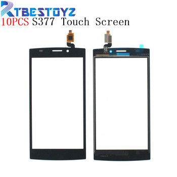 RTBESTOYZ 10PCS Touch Screen For PHILIPS S377 377 100% original Free Shipping