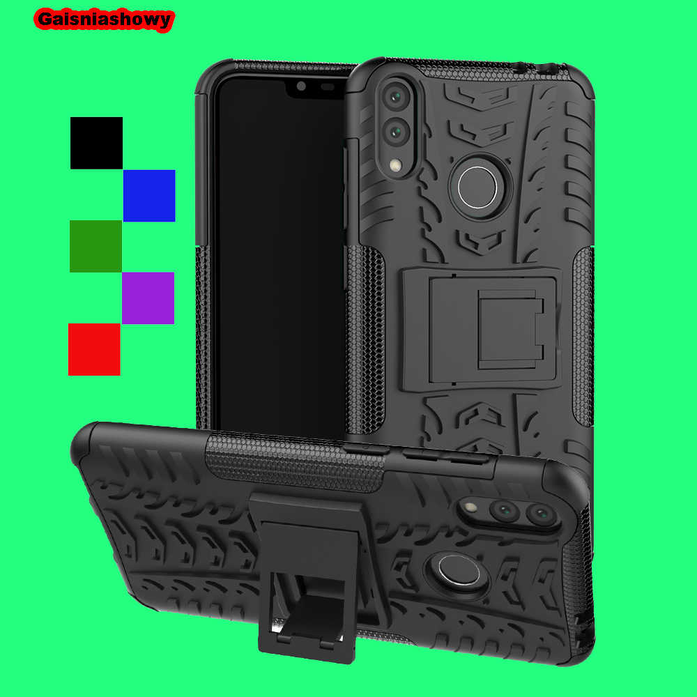 Shockproof Armor Case For Huawei Honor 8X 7A 7C 7X Y5 Y6 Y7 Prime 8 8C 9 10 Lite 5A 5C 5X 6X Y9 2018 Nova 2i 3i Phone Case Cover