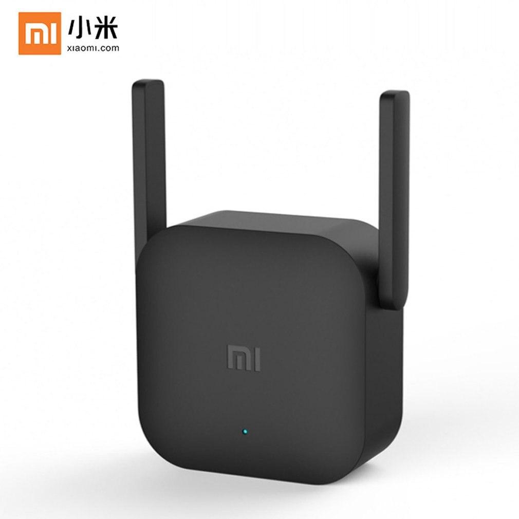Original Xiao mi Pro 300M WiFi Router Rede Expander Amplificador De Potência Repetidor Extensor Roteador 2 Antena Para Roteador mi wi-Fi