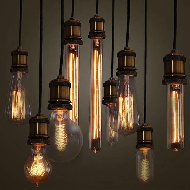 Tungsten Light Bulbs