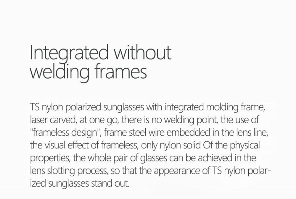 ff47a83a4144b Originais Xiaomi Mi Inteligente óculos de Sol de Lentes Polarizadas ...