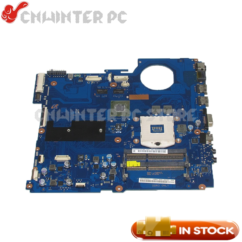 NOKOTION BA92-08079A BA92-08079B For Samsung NP-RC520 RC520 15 inch Laptop Motherboard HM65 DDR3 GT520M 1GB ibanez rc520 jsg roadcore