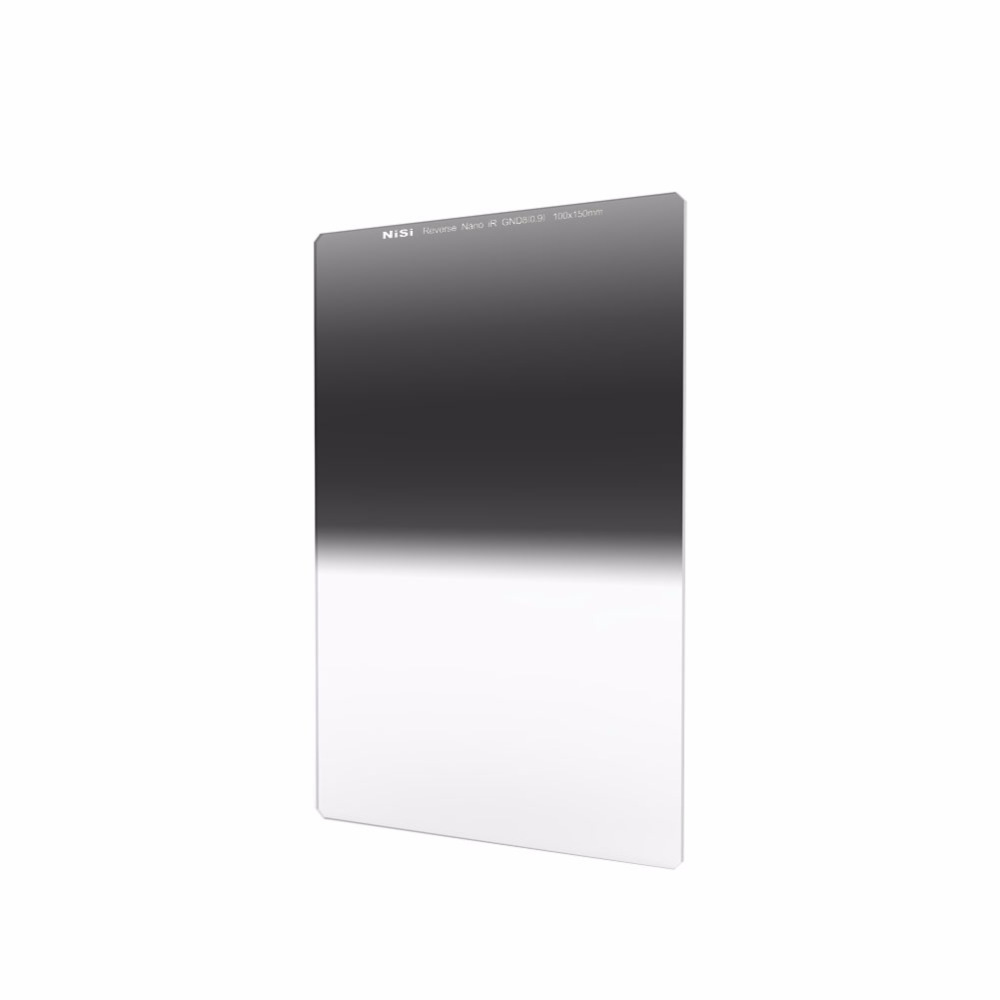 NiSi Reverse Nano GND8 70X100mm Graduated Neutral Density Reverse ND Grad Square Filters Nano Coating Optical Glass for Camera цена