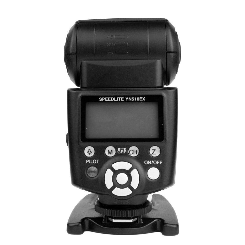 2014 Hot sale Doprava zdarma YONGNUO YN510EX YN-510EX Off kamera - Videokamery a fotoaparáty - Fotografie 5