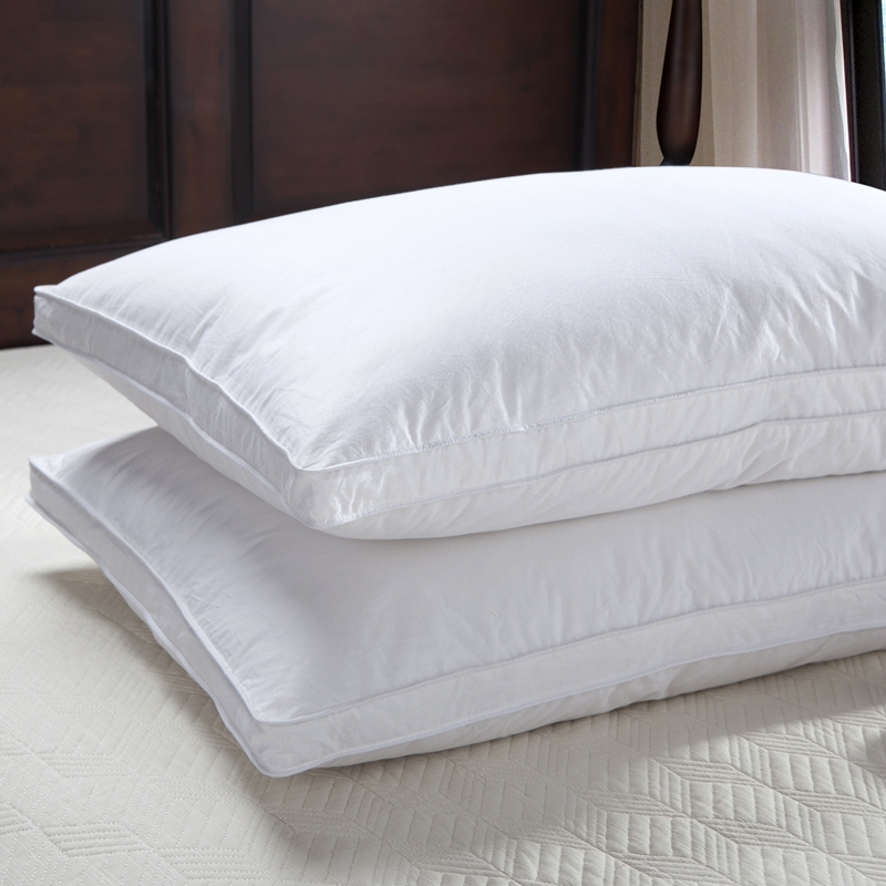 Duck Feather /& Down Pillow,Luxury Extra Filling Hotel Quality Pack of 2,4,6 /& 8