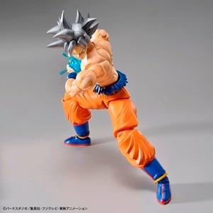 Image 4 - ของแท้ BANDAI SPIRITS FIGURE RISE Standard ชุดลูกมังกร SUPER SON Goku (Ultra Instinct) พลาสติกรุ่น Action FIGURE