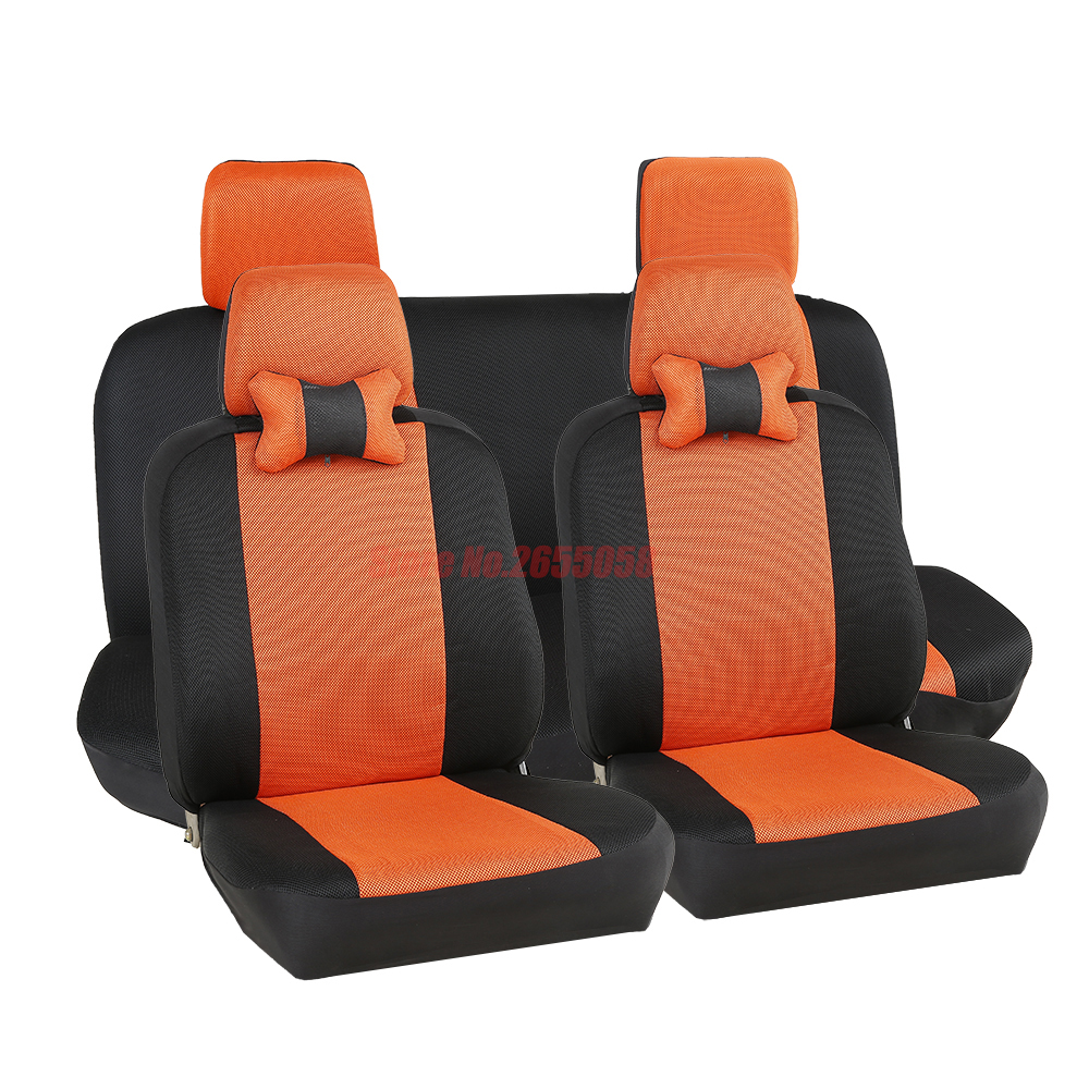 (Front+Rear) Universal car seat covers For Geely Emgrand7-RV EC7-RV EC715-RV EC718-RV EC-HB car accessories car styling free shipping 125a brushless esc for rc airplane hobby plane model edf plane