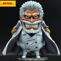 8 Statue ONE PIECE Navy Headquarters Senior General Monkey D Garp GK Action Figure Collectible Model Toy 15CM B427