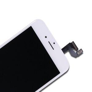 Image 5 - AAA + + + איכות עבור iPhone 5 5S 6 6s 7 LCD תצוגת מסך מגע עבור 4 4S 8 בתוספת SE 100% חדש לגמרי LCD Digitizer מזג + מתנות