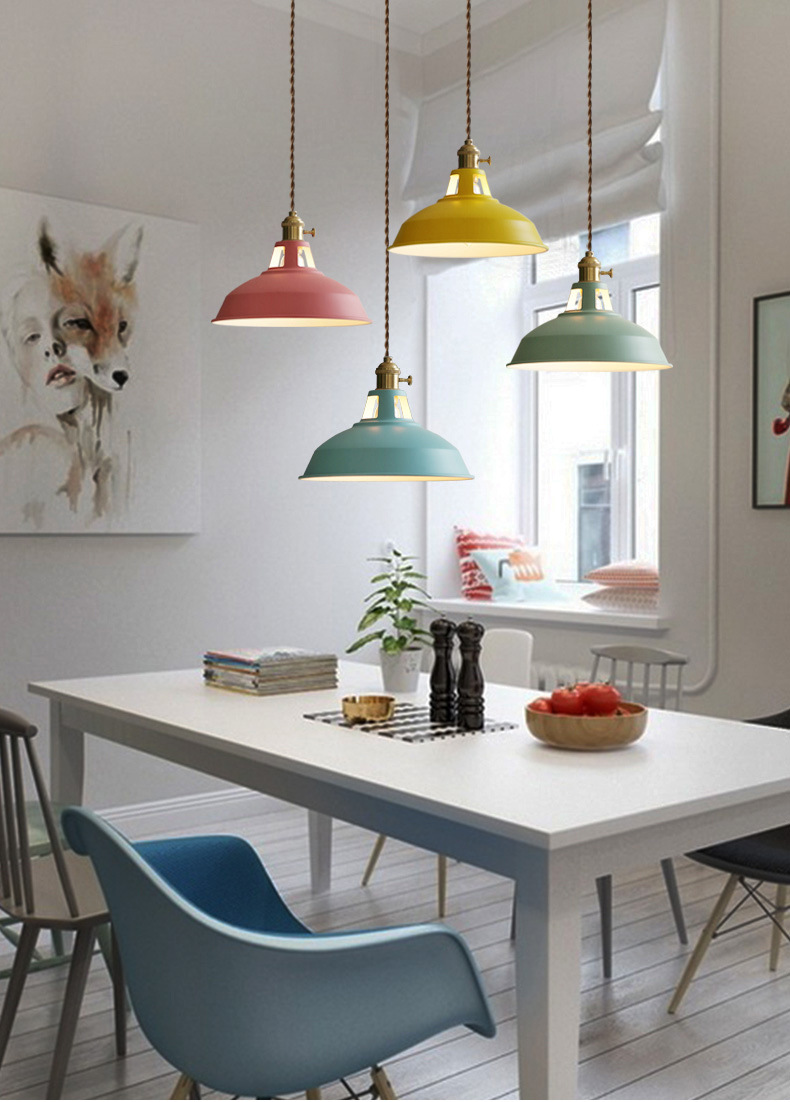 Modern Nordic AMBIT Denmark Pendant Lights Aluminum Pendant Lamps Led Ceiling Fixture Restaurant Kitchen Light Pendant Colgantes