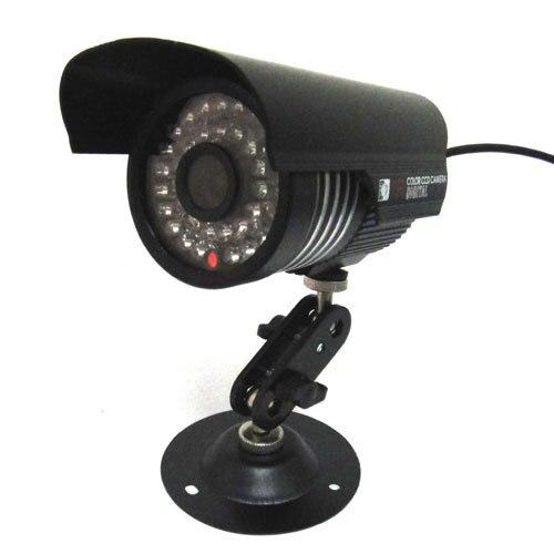 1/3 480TVL Sony CCD IR Color Outdoor Weatherproof bullet Security CCTV Camera Surveillance System 1 3 540tvl sony ccd outdoor weatherproof ir color dome cctv camera security system