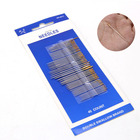 45pcs sewing tool Assorted Hand Sewing Needles Embroidery Mending Craft Sew Quilting Tool