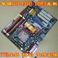 Бесплатная доставка в исходном материнские платы P5P43TD Сокет LGA 775 DDR3 16 ГБ платы ATX USB2.0 SATAII настольного P43 материнская плата