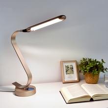 Super Bright LED Desk Lamp 15W Slide Control Metal Table Lamp 6 level Brightness 6 Color