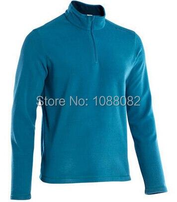 Men's Decathlon Ultralight Outdoor Fleece Jackets Multicolor Thick ...