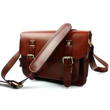 Leather Bag Retro Messenger Shoulder Ladies Handbag Casual Women Hot Sale Designer Handbags High Quality