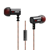 New KZ ED9 3 5mm In Ear Earphones Heavy Bass HIFI DJ Stereo Earphone HIFI Earplug