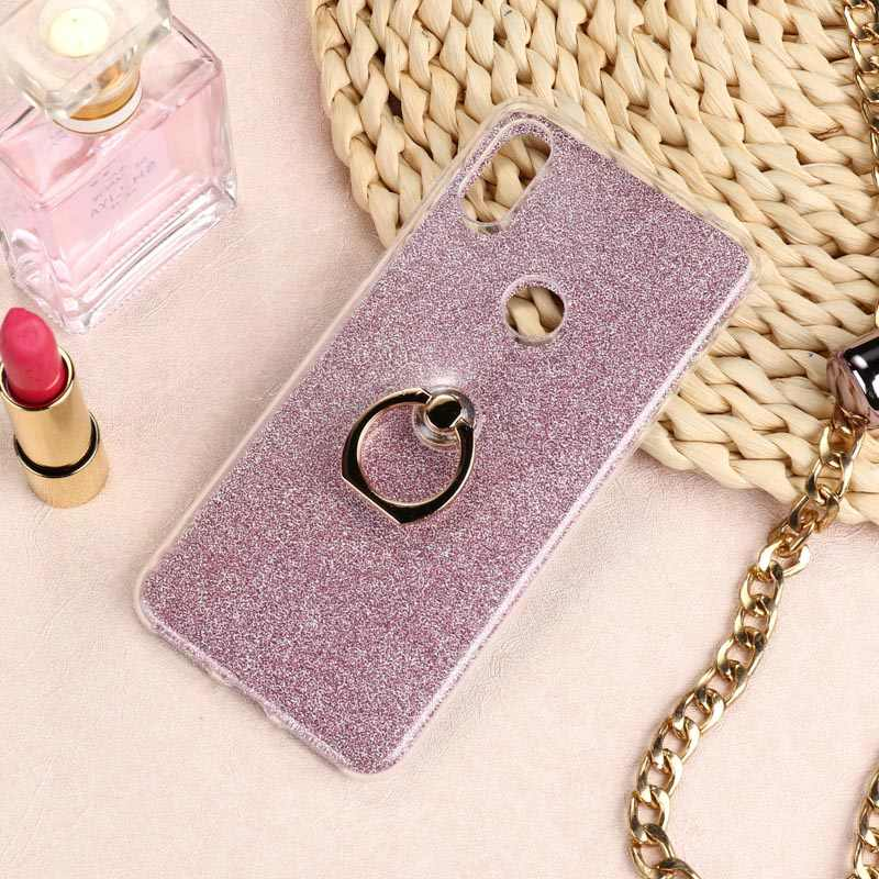 TAOYUNXI Bling Glitter Case For Motorola One Cases Silicone Bumper For Moto One Power P30 Note P30 Play Covers Fundas Capa Skin