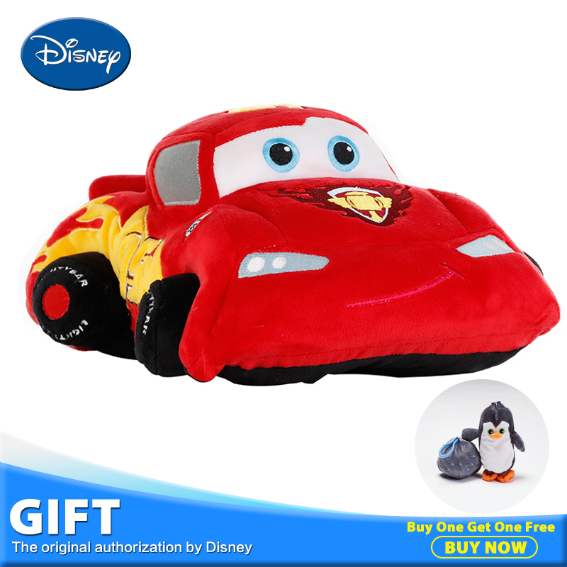 все цены на Disney Lightning McQueen 40cm Doll Toy+Pillow +135cm*87cm Blanket Multifunctional Toys Brinquedos For Kid Peluche Speelgoed Toys онлайн