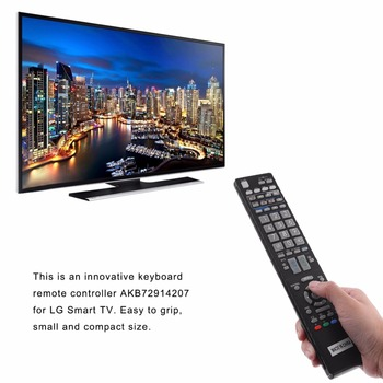 Universal Replacement Smart TV Remote Control Television Controller for SHARP LED/LCD/HD/3D
