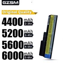 HSW battery For Lenovo 3000 B460 B550 G430 G430A G430L G430M G450 G450A G450M G455 G530 G530A G530M G550 G555 N500 bateria