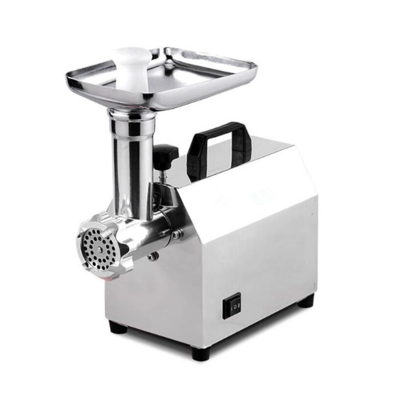 High quality stainless steel meat grinders electric small automatic vegetable grinder machine multifunctional fish meat mincer цена и фото