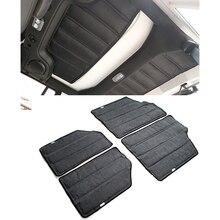 Car Black Hardtop Sound Deadener Insulation For 2011 2012 203 2014 2015 2016 2017 2018 Jeep Wrangler JK 2Door