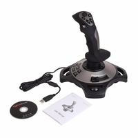 PXN 2113 USB Joystick Simulator Gaming Controller Programmable For PC Desktop