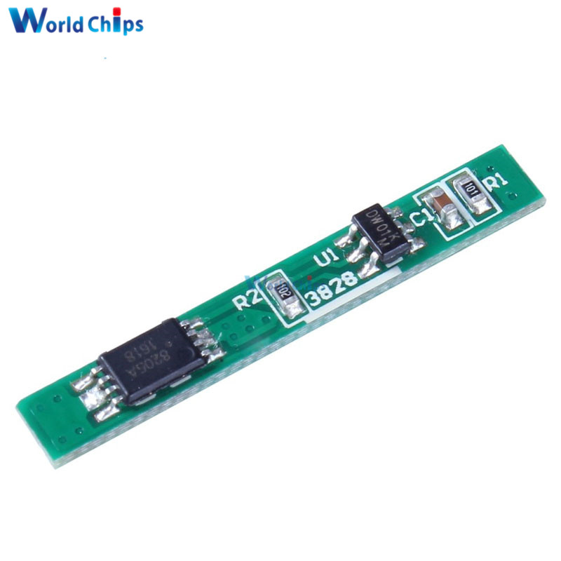 <font><b>1S</b></font> 2S 3S 4S 2.5A 3A 20A 30A Li-ion Lithium Battery 18650 <font><b>Charger</b></font> PCB BMS Protection <font><b>Board</b></font> For Drill Motor <font><b>Lipo</b></font> Cell Module image