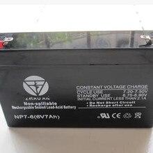 6V 7AH свинцово-кислотный аккумулятор. Детский электромобиль Батарея vrla батареи