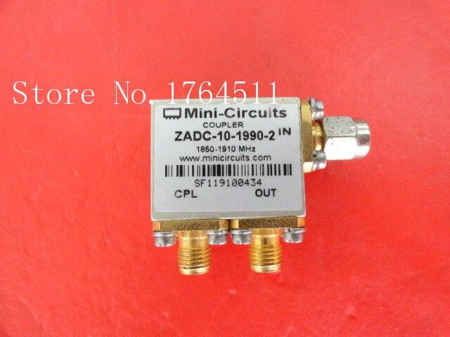 [BELLA] Mini ZADC-10-1990-2 1.86-1.91GHz 10dB SMA Supply Coupler