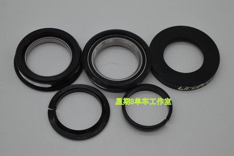 Litepro Folding Bike Headsets 44mm Thread Internal For Dahon SP8 SP18 VP18 412