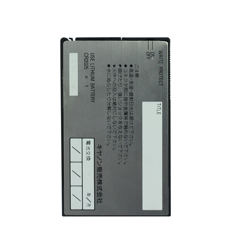 Image 2 - Promotion!!! 1M BYTE SRAM ATA Flash Memory Card 1MB PCMCIA PC Card Memory Card-in Memory Cards from Computer & Office